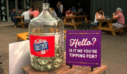 'Day Of Giving' Brings WCCO To Breweries For Pulling Together
