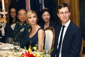 Jared Kushner, Ivanka Trump made at least $82 million in outside income last year while serving in the White House, filings show