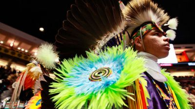Massive powwow converges in aftermath of DAPL protests