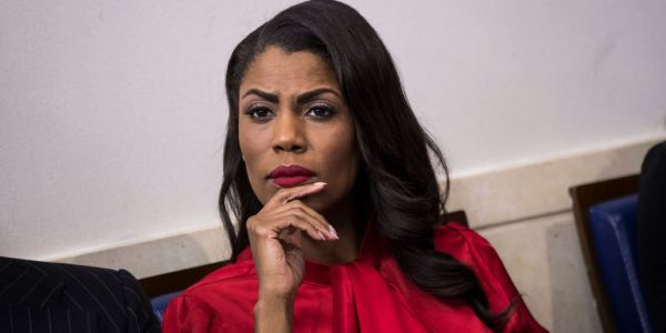 Omarosa book claims there are tapes of Trump using N-word on 'Apprentice' set
