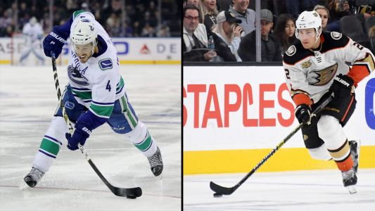 NHL trade news: Ducks acquire D Michael Del Zotto from Canucks for Luke Schenn, draft pick