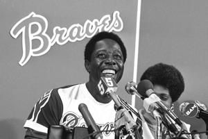 Reaction to the death of Hank Aaron