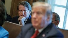 White House Counsel Don McGahn Has Officially Left The Trump Administration
