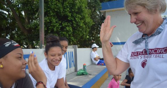 How a 10-day service trip to the Dominican Republic completely changed the outlook of Seattle Pacific women