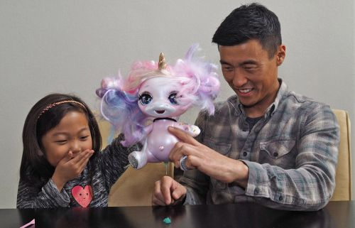 Unicorn that poops glitter is this year's hot holiday toy