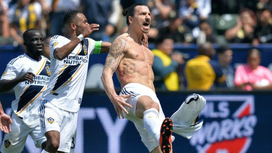 Ibrahimovic wins MLS Goal of the Year for stunner against LAFC