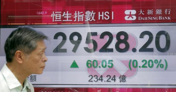 Asian stocks take a breather from trade tensions; markets up