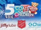 WRAL's 28th Annual Coats For The Children Telethon raises $118,500