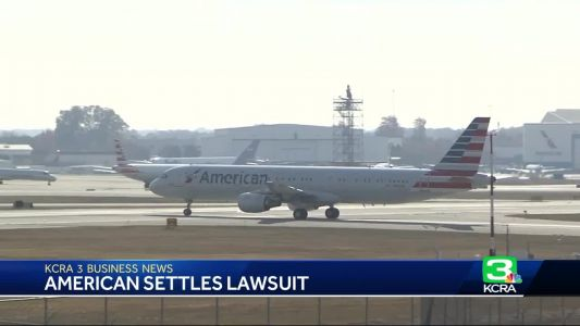 Business News: American Airlines Agrees to Pay $45 Million to Settle Collusion Lawsuit