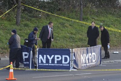 Man found dead on Brooklyn expressway