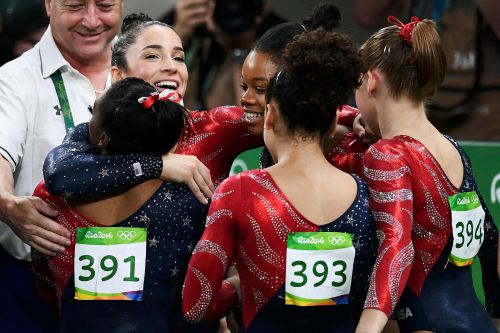 Li Li Leung is USA Gymnastics' next desperately needed savior