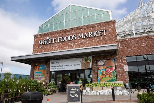 Whole Foods is ditching plastic straws