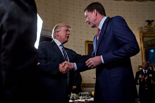Trump calls Russia probe a 'disgrace'; says Comey is 'guilty of crimes' in new interview