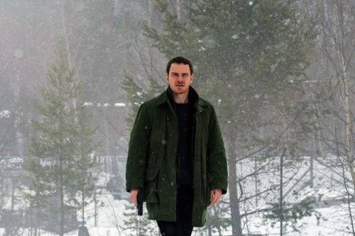 Even sexy Fassbender can't heat up 'The Snowman'