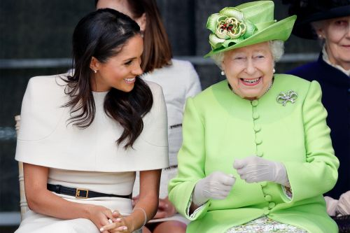 Meghan Markle might be the Queen's new favorite