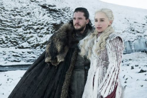 The First Photos From Game of Thrones Season 8 Have Arrived and Winter Is Truly Here