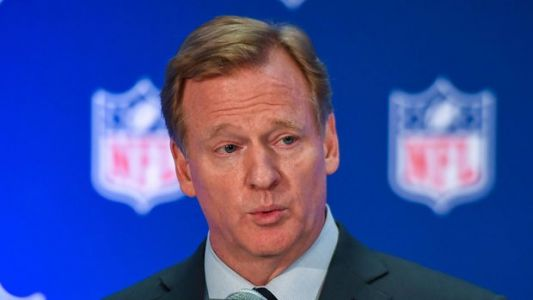 Roger Goodell Says NFL Wants Everyone To Stand For Anthem, But Won't Force Issue