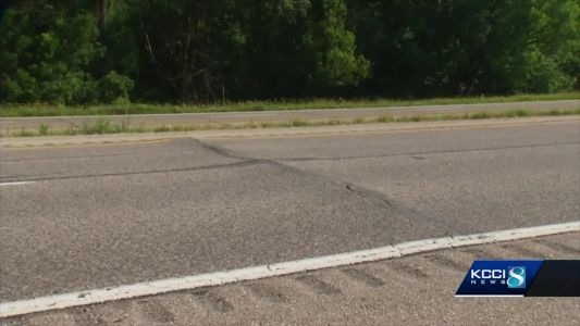 Iowa highways buckling under extreme heat