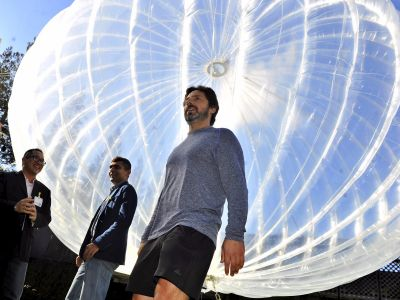 Sergey Brin's secret blimp will be a luxury 'air yacht' and be used to deliver humanitarian aid, report says
