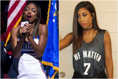'Emotional' 76ers weigh response to singer's anthem controversy