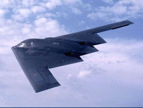 US stealth bomber lands in Colorado after emergency