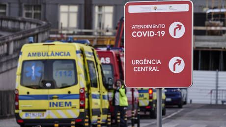Lockdown extended in Portugal with schools to close for 15 days amid record spike in Covid-19 deaths