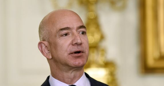 Amazon CEO Jeff Bezos' fortune tops $100 billion on Black Friday stock surge