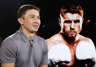 The real thing in boxing is Canelo vs Triple G