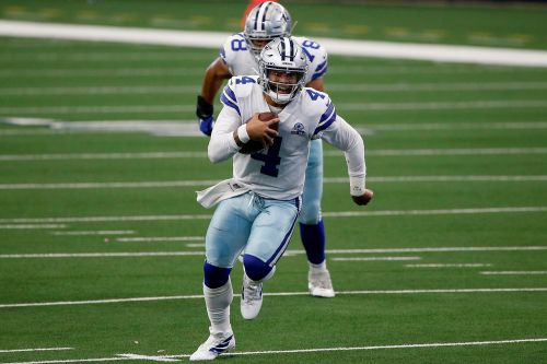 Dak Prescott leads Cowboys to stunning comeback win over Falcons
