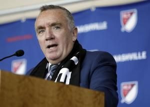 Former Liverpool CEO Ayre hired by MLS' Nashville team
