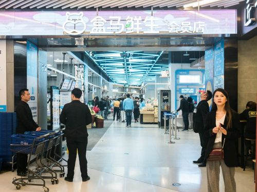 Alibaba's futuristic supermarket in China is light-years ahead of the US, with 30-minute deliveries and facial recognition payment - and shows where Amazon will likely take Whole Foods