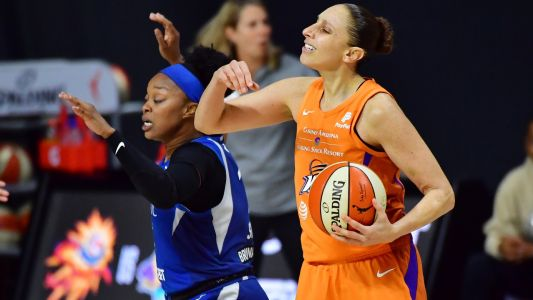 Mercury's Diana Taurasi drains game-winning 3 to open her 17th WNBA season