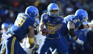 Navy looks to Perry to rack up during team's travelling show