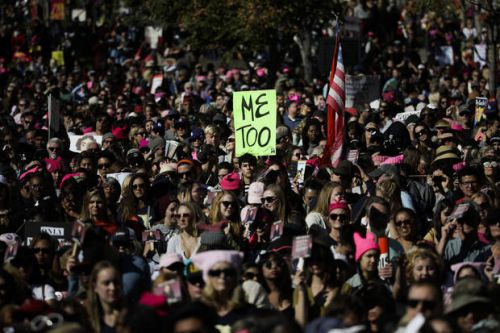 From Sacramento to LA, women's march protests Trump policies