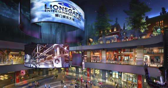 APNewsBreak: Theme park to star 'Hunger Games,' 'Twilight'