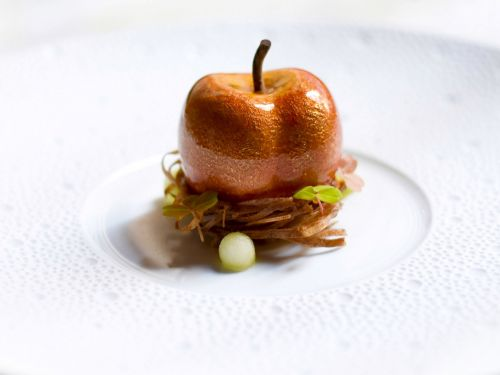 Here's what 12 Michelin-starred restaurants serve around the holidays