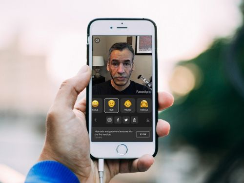 Faceapp, the viral aging app, might be investigated by the FBI