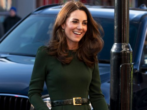 Kate Middleton just wore a $770 dress by a designer that donates proceeds to victims of sex trafficking