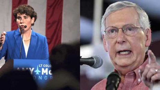 McConnell praises AG for Breonna Taylor case; McGrath wants