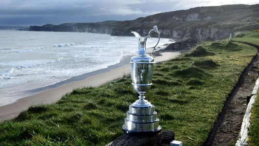British Open 2019 tee times: Round 1 pairings, TV schedule, live stream for Thursday