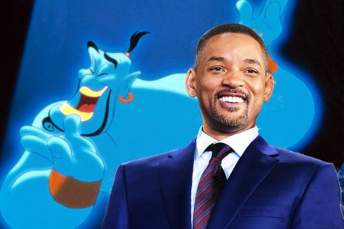 First look at Will Smith as the Genie in 'Aladdin' live-action movie