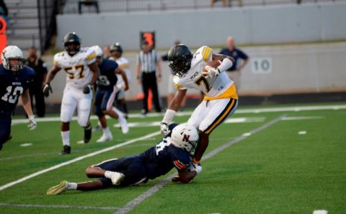 It's crowded at the top; No. 1 Cedar Grove, No. 2 Peach County, No. 3 GAC handle business