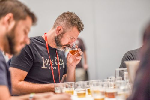 Behind the Scenes at the Largest Beer Competition in the World