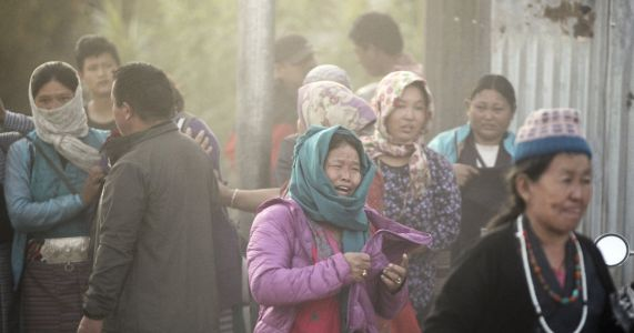 Bodies of Nepal climbers delayed by mountain's remoteness