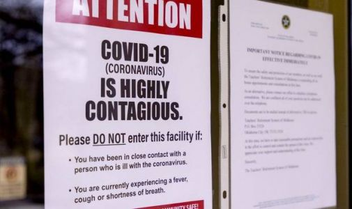 Coronavirus in Oklahoma: 1,003 new cases; three additional deaths