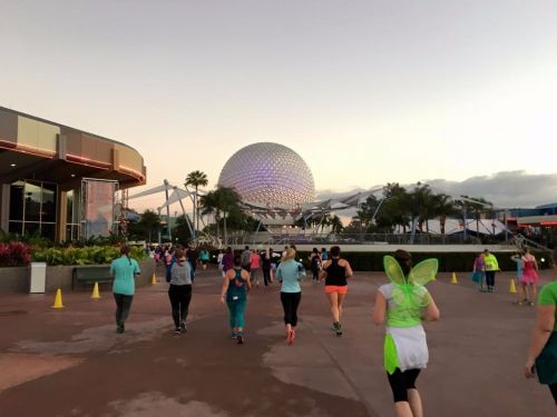 Even people who hate to run have a blast competing in a Disney World race - here's what it's like