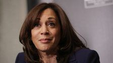 Kamala Harris Supports Changing Columbus Day To Indigenous People's Day
