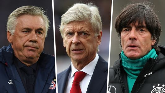 Ancelotti, Low & the managers in line to replace Wenger