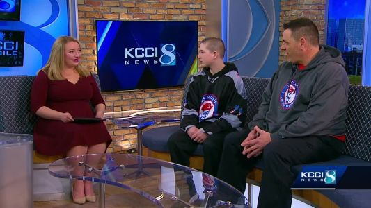 Des Moines hockey players hope to play in Miracle Holiday Classic