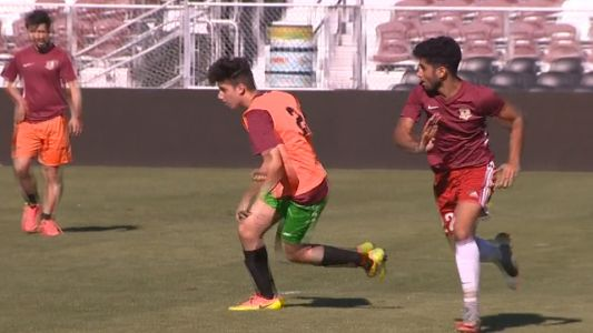 Special soccer match brings Northern California refugees together